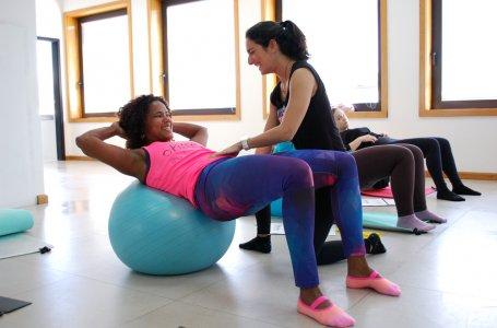 Pilates com Bola APPI