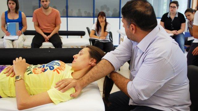 Terapia manual na reabilitação vestibular com Hermínio Gonçalves