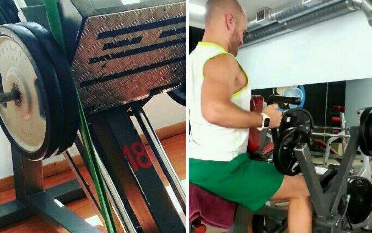 Exercícios em Máquinas Vs Exercícios Funcionais 1