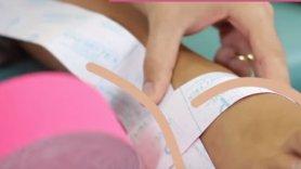 Kinesio Tape® numa entorse de Tornozelo: Aplicação passo-a-passo