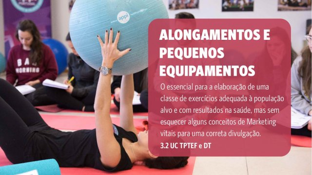 Pilates clinico Certificação Pilates Clinico Matwork APPI - Módulo MW2 (class instructor)