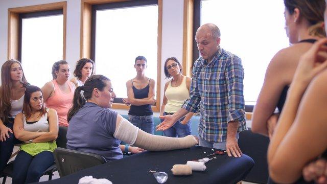 fisioterapia no cancro da mama curso