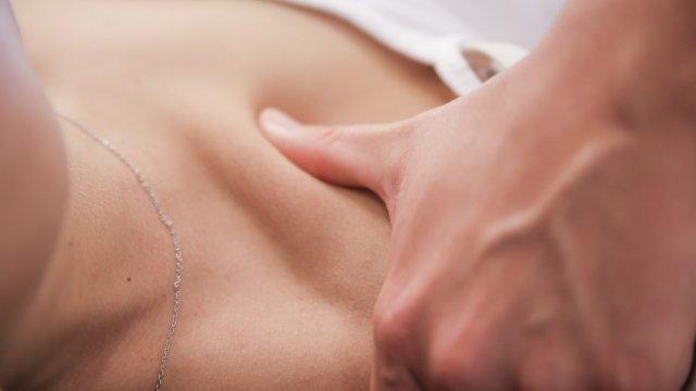 drenagem linfática no cancro da mama
