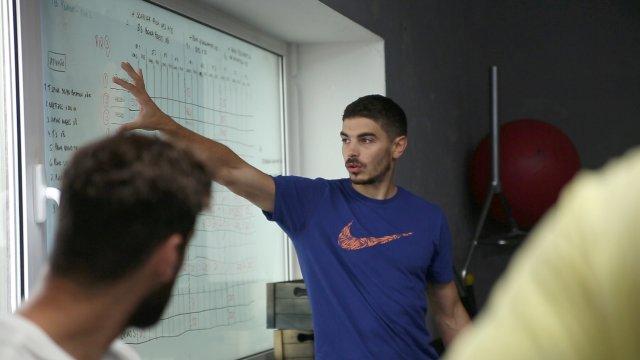 curso centro de treino jesuítas