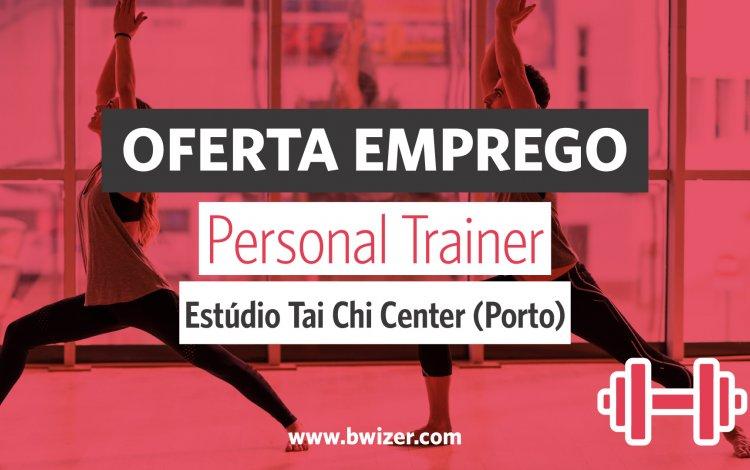 Oferta de emprego  Estúdio Tai Chi Center (Porto) - bwizer academy