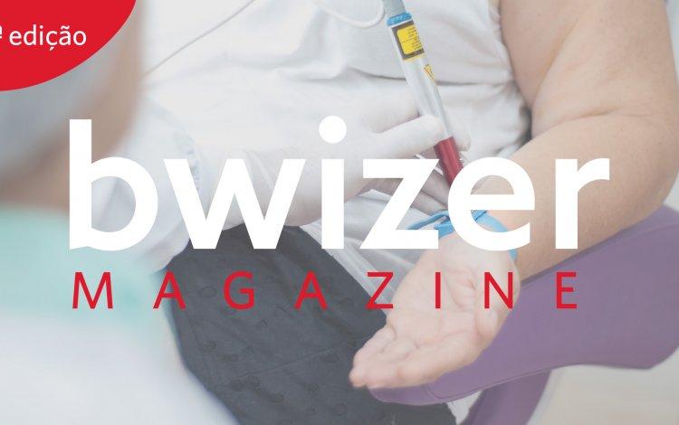 Laserterapia – Muita luz à Fisioterapia  por Alexandre Cavallieri Gomes (Bwizer Magazine – 2ª ed.)