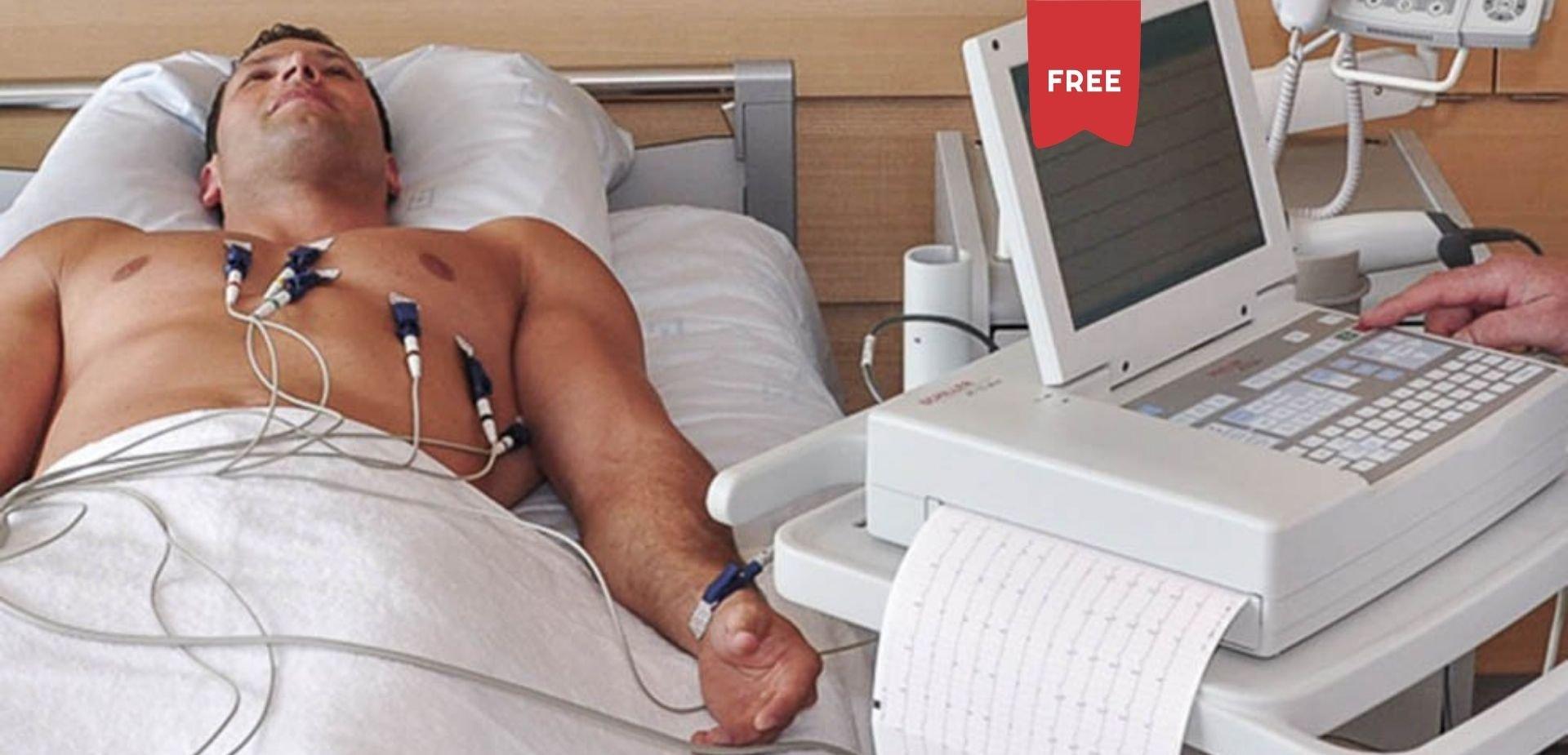 Como interpretar um ECG? Aula Online com Filipe Franco