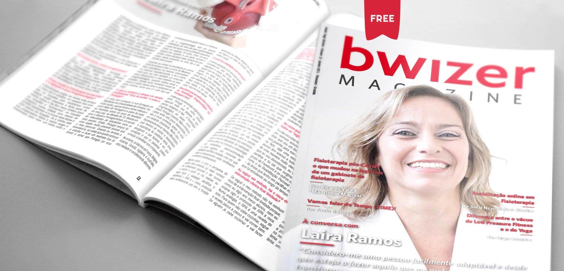 Bwizer Magazine - 12ª edição da Revista