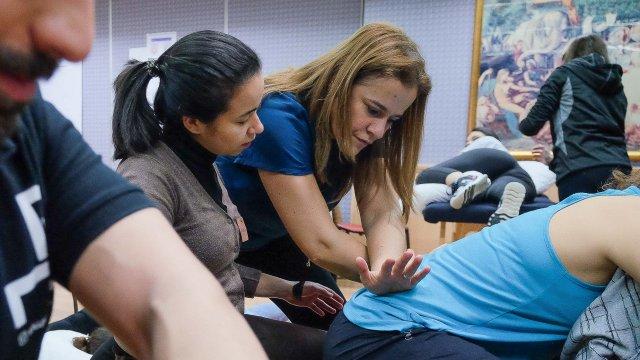 curso Preparação para o nascimento pré parto