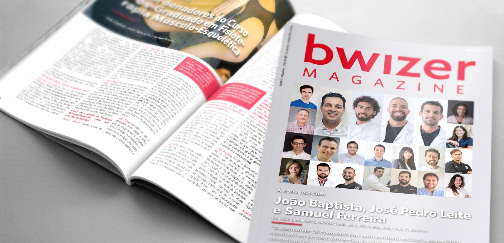 Bwizer Magazine - 14ª edição da Revista