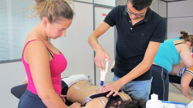 formação terapia com ventosas