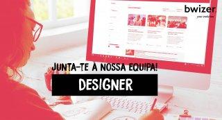 Oferta de Emprego | Bwizer: Designer de Comunicação