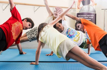 Pilates para Crianças | Certificação APPI
