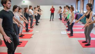 Low Pressure Fitness: Hipopressivos - Nível 1 (Jun 2019) - Porto