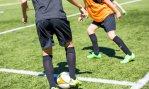 Individual Football Training: Passe, Receção/1º Toque e Remate