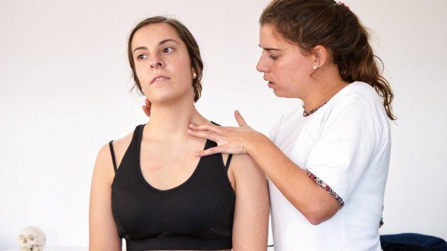 avaliação e tratamento da cervical - diagnostico avançado em terapia manual
