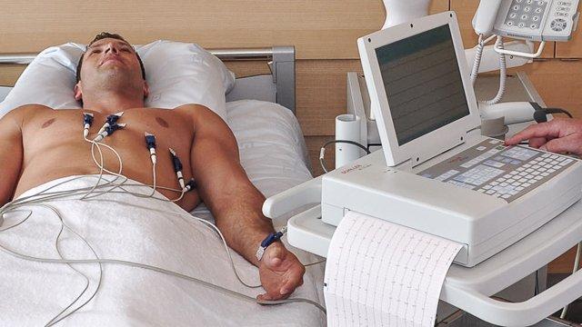 Curso ECG (eletrocardiografia) para enfermeiros
