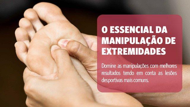 manipulação do pé