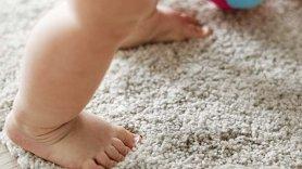 Chão Artificial: intervenção em Pediatria