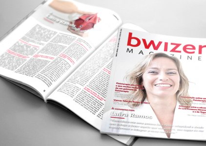 À conversa com Laira Ramos (Bwizer Magazine)