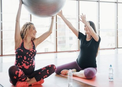 Impacto do Exercício Físico durante a gravidez no ganho de peso gestacional e no peso do bebé ao nascer