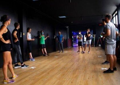 Quais as áreas de intervenção possíveis para o instrutor de Fitness?