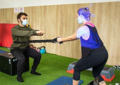 A dor suspende o treino ou limita a sua Intensidade?