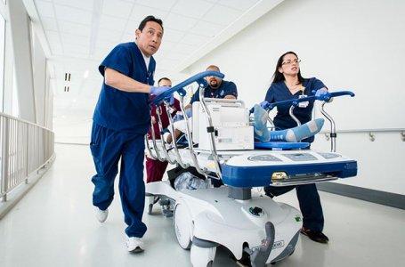 Recomendações para o transporte intra-hospitalar do doente crítico