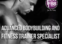 Curso Online: Advanced Body Building and Fitness Trainer Specialist