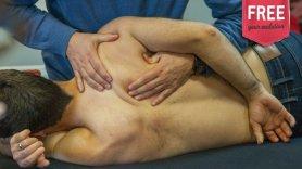Dor no ombro segundo a Osteoetiopatia