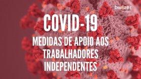 Medidas de apoio aos trabalhadores independentes (COVID-19)