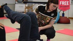 Pilates Clínico APPI: sequência de treino de flexibilidade da cadeia posterior