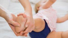 Vigilância para o desenvolvimento infantil: bebés menores de 1 mês