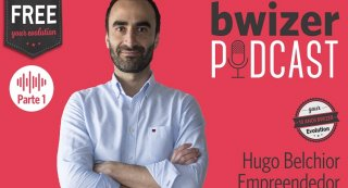 Bwizer Podcast | Episódio 5: Hugo Belchior (parte 1)