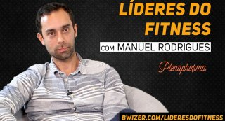 Líderes do Fitness com Manuel Rodrigues (Plenaphorma)