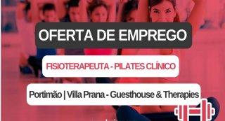 Oferta de emprego   Fisioterapeuta - Pilates Clínico (Portimão   Villa Prana - Guesthouse & Therapies)