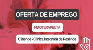 Oferta de Emprego | Fisioterapeuta (Clisende)