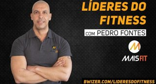 Líderes do Fitness com Pedro Fontes (Mais Fit)