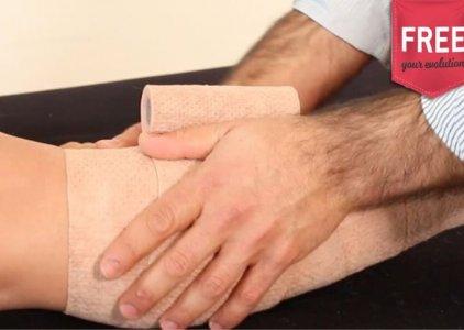 Terapia Compressiva com ligadura coesiva - Tutorial com o Enf. Paulo Ramos (ebook)