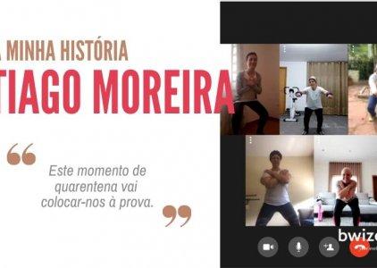 a MINHA história por Tiago Rafael Moreira