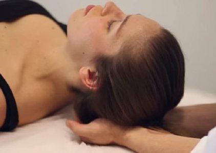 Técnica de libertação dos sub-occipitais - Terapia Sacro-Craniana
