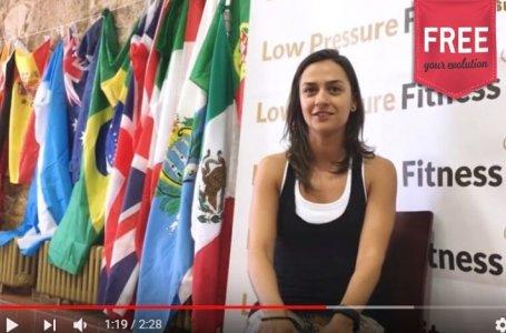 Como a Low Pressure Fitness (LPF) Hipopressivos mudou a vida da Nádia Galvão, uma Profissional do Exercício dedicada e empreendedora!