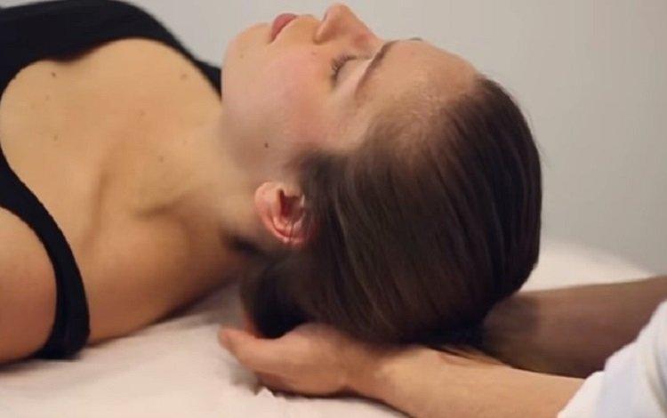 Técnica de libertação dos sub-occipitais - Terapia Sacro-Cranina