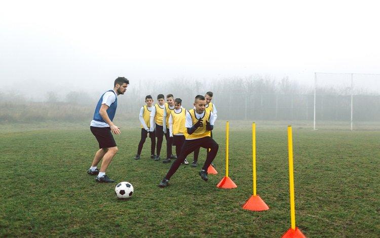 Potencialização do Treino de Futebol