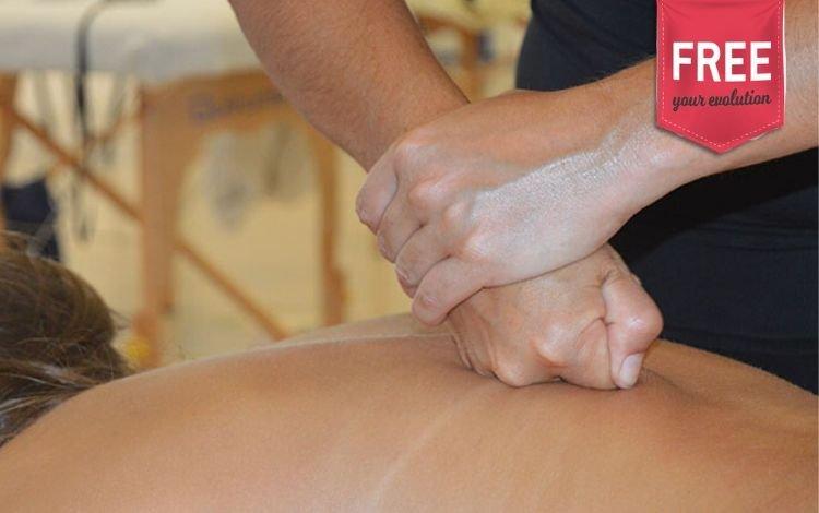 Tui na - massagem na coluna vertebral para tensão e contraturas - tutorial com Helena Justo - Bwizer academy