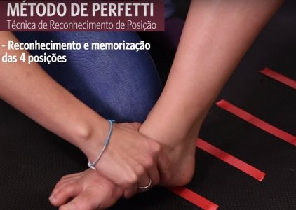 Fisioterapia Neurológica: Método de Perfetti para Integração Sensorial