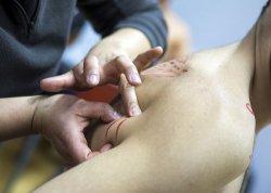 Anatomia Palpatória no Diagnóstico Clínico