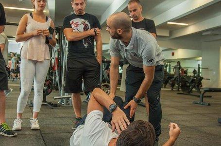 Strength and Conditioning Specialist for Fitness: Controlo e Redução do Risco de Lesão