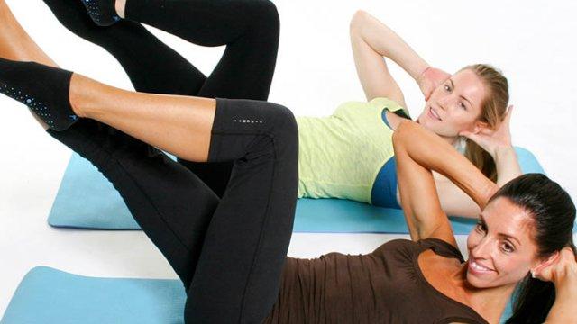 Curso Pilates pós Cirurgia da Coluna Vertebral - exercicio para abdominais obliquos