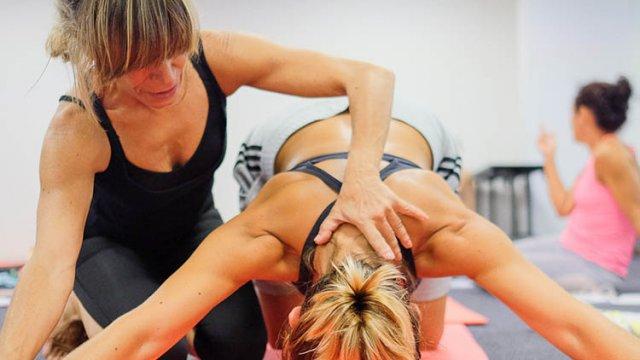 low pressure fitness hipopressivos